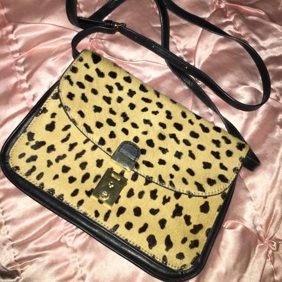 ... Cheetah Print Cross Body Bag. M 5a4c4f49a825a6b87400fb87 356593a45b9f3